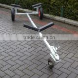 factory sale stainless steel boat trailer