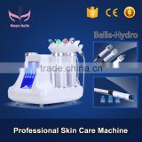The factory price portable hydrotherapy machine face washing massage Hydro dermabrasion for salon use