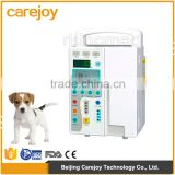 Cheap price !!! Hot sale LCD display voice alarm medical veterinary infusion pump for vet