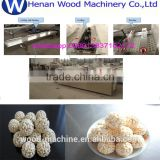 Automatic Crispy Millet Cereal Bar Forming Equipment/Puffed rice candy cake production line008613837162178