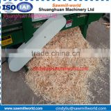 Factory supply wood shaving machine for sale with high quality