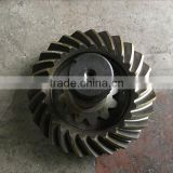100T zoomlion QY100-H3 crane spare parts crown wheel pinion