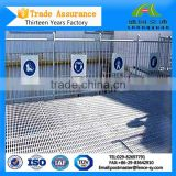 Platform Flooring plastic coated steel grating panel