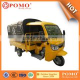 Hot Sale POMO YANSUMI Solar Tricycle, Three Wheel Motorcycle Sticker Design, Trike Kit