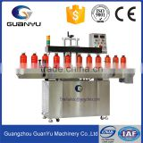 2017 hot sales automatic electromagnetic induction aluminum foil sealing machine