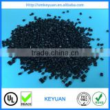 Recycled Polyethylene Terephthalate pellet Black PBT plastic raw materials PBT gf35 pellets