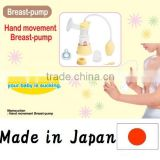 Japan Easy to use and Functional milk storage tanks price manual breast pump