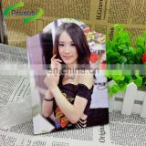 China cheap wholesale MDF picture frame,photo frame,blank custom photo frame for ornament