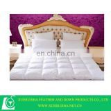high quality cotton cover soft down mattress