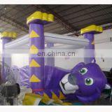Inflatable tiger belly bouncer house/inflatable bouncer Castle/Inflatable Jumper/playground/amusement park/inflatable Game/toy