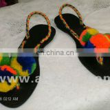 Colombian Wayuu Sandals