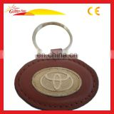 2013 Fashion Fashion Toyota Leather Keychain