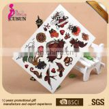 good for retail and promotion with good quality body tattoo sticker