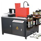 220V 60H 3P CNC control hydraulic copper busbar bending machine