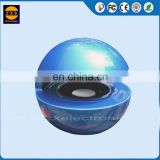 Popular portable white ibasket speaker for sport &dancing &gift