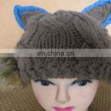 2013new fashion animal hat for winter