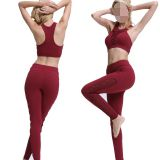 Spring And Summer Fashionable Yoga Wear Adults Sportswear