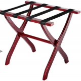 Casual Home or Hotel Heavy Duty Extra-Wide Luggage Rack