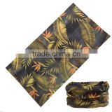 Multifunctional seamless fashion Polyester headwear bandana                                                                         Quality Choice
