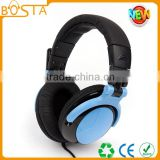cool shape adjustable comfortable computer headset high quality warranty headset