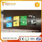 Best price anti-scan rfid blocking sleeves, aluminum foil card holder                                                                         Quality Choice