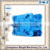 H/B Helical-bevel Transmission Parts agriculture Gear box Parts With Electric Engine Motors