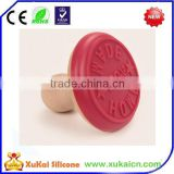 Eco-friendly Popular Custom Kids silicone rubber stamp