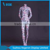 stand headless female display mannequin
