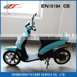 2015 European standard electric scooter, 48V 12Ah lead acid battery electric scooter EEC