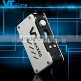 VTbox40, VTbox 200 watt box mod with authentic dna 40 chip DNA 200 chip, with evolv DNA chip