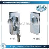 Door lock, Sliding glass door key locks, door locks and handles for frameless glass door
