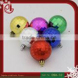 Colourful Christmas Products Party Decoration For Christmas Tree Hanging Ball Decoration