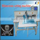 automactic ultrasound rhinestone/jewelry stone pressing/laying machine