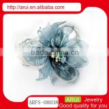Wholesale direct buy china cheap vintage flower hirpins brooch in bulk
