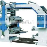 4 colour HDPE shopping bag flexo printing machine                                                                         Quality Choice