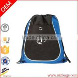 Water Proof Drawstring Backpack Polyester Drawstring Bag