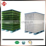 2015 china factory direct sale corrugated plastic pallet dividers
