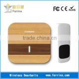 FORRINX Wood Transfer Voice Recordable Door Chimes 52 Music 300m Distance
