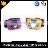 SY-F287 1W LED Headlamp with Motion Sensor