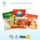 HUBEI Printing Factory Customized Frozen Food Packaging Bags
