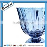 HOT Sale Elegant wine glass shape candle holder