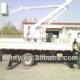 lifting machinery/hydraulic aerial cage