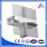 China Factory Aluminum Extruded Frame Curtain Walls