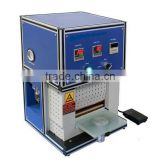 Compact Heating Sealer/Sealing machine for Sealing Laminated Aluminum Case of polymer Lithium ion cell
