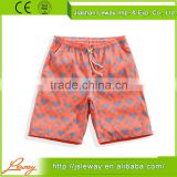 100% polyester blank board shorts wholesale design by your own                                                                                                         Supplier's Choice