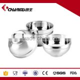 Charms Stainless Steel large bowl