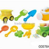 Best quality most popular sand beach windmill toys