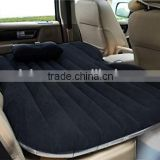 Inflatable car bed for back seat auto parts PVC car back seat mattress air bed for slepping travel cushion with pillows