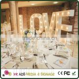 marquee letters love Customized Letter Sign