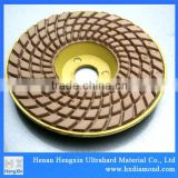 popular selling in India wet polishing floor pad diamond polishing pad for marble and granite
